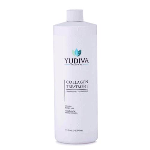 החלקה אורגנית לשיער YUDIVA יודיבה ליטר