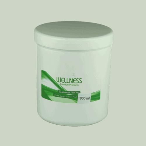 מסכת קרטין ללא מלחים 1000 מל - וולנס