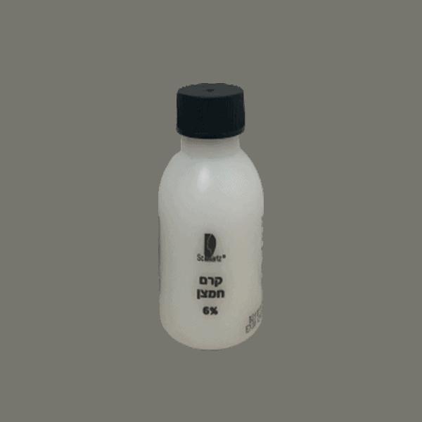 קרם חמצן 6 אחוז